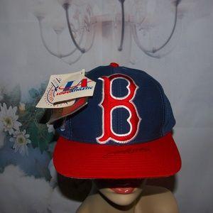 Boston Red Sox Autographed Hat RARE Darren Bragg